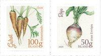 Islanti - Puutarhavihanneksia - Postituoreena
