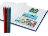Insteekboek - verschillende kleuren - A4 formaat -  16 witte bladzijden