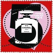 Frankrig - Chanel no.5 100g - Postfrisk frimærke
