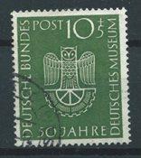 Allemagne de l'Ouest  - AFA 1126 - Oblitéré