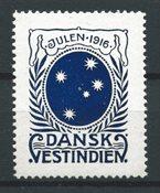 Antilles danoises  - Jul 1916 - Neuf