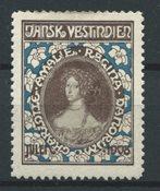 Antilles danoises  - Jul 1908 - Neuf avec charnières