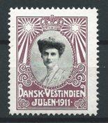 Antilles danoises  - Jul 1911 - Neuf