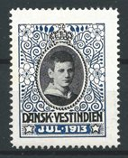 Antilles danoises  - Jul 1913 - Neuf