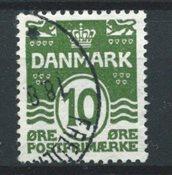 Danmark  - AFA 124ay - Stemplet