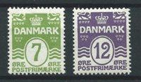 Danmark  - AFA 167+168 - Postfrisk