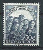Berlin 1950 - AFA 73 - Stemplet