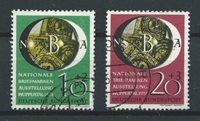 Allemagne de l'Ouest 1951 - AFA 1104-05 - Oblitéré