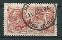 Angleterre 1912 - AFA 143 - Oblitéré