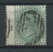Angleterre 1872 - AFA 46 - Oblitéré