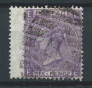 Angleterre 1867 - AFA 29 - Oblitéré