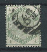 Angleterre 1883 - AFA 81 - Oblitéré