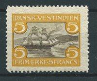 Antilles danoises 1905 - AFA 32 - Neuf avec charnières