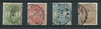 Antilles danoises 1900 - AFA  diverse - Oblitéré