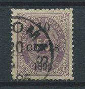 Antilles danoises 1895 - AFA 15 - Oblitéré