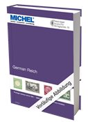 MICHEL - German Empire 2021 - In English - Stamp catalogue