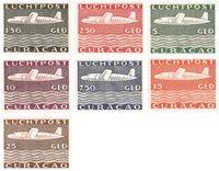 Curaçao - 1947 - LP82-LP88 - Postfris