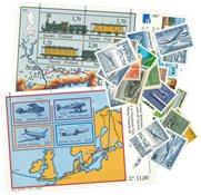Suomi – 25 erilaista, kaksi blokkia - Postituoreita