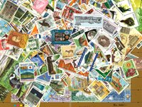Sri Lanka - 500 timbres différents