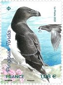 France - Pingouin Tor - Mint stamp