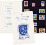 Finland - Postfrisk årsmappe 1978