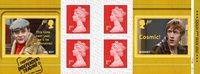 England - Only Fools & Horses - Postfrisk frimærkehæfte