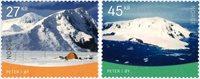 Norge - Peter i Øy - Postfrisk sæt 2v