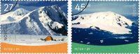 Norge - Peter i Øy - Stemplet sæt 2v