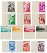 Monaco 1948-49 - YT 307-13C - Neuf