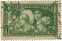 Frankrig 1931 - YT 269 - Stemplet