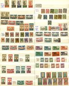 French Gabon - Collection in 1 stockbook - 1904-1972
