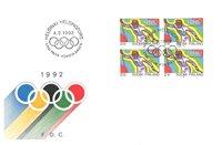 Finland 1992 - FDC - LAPE 1157