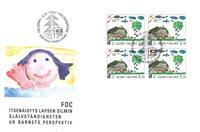 Finland 1992 - FDC - LAPE 1182