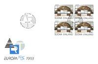 Finland 1993 - FDC - LAPE 1202