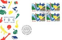 Finland 1993 - FDC - LAPE 1206