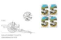 Finland 1993 - FDC - LAPE 1208