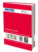 MICHEL - Central Europe 2021 - Stamp catalogue