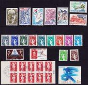 France - Paquets de timbres - Oblitéré