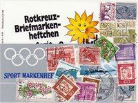Tyskland/Berlin - Frimærkepakke - Stemplet