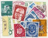 Tyskland - Frimærkepakke - Stemplet