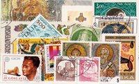 Art/Culture - Paquets de timbres - Oblitéré