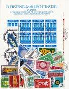 Europa CEPT - Paquets de timbres - Oblitéré
