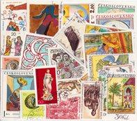 Art - Paquets de timbres - Oblitéré