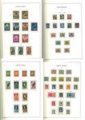 Vatican - Collection dans un album préimprimé de Luechtturm