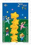 Bosnien - EUROPA 2000 - Postfrisk frimærke