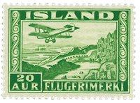 Islande - AFA 176 - Neuf avec charnières