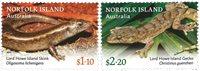 Australia - Lagartos - Sello nuevo