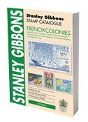 Stanley Gibbons - French Colonies 2016 - Stamp catalogue