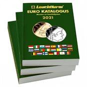 Euro catalogus voor munten en bankbiljetten 2021 -  Nederlands