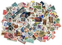 Etats-Unis - 400 timbres oblitérés différents